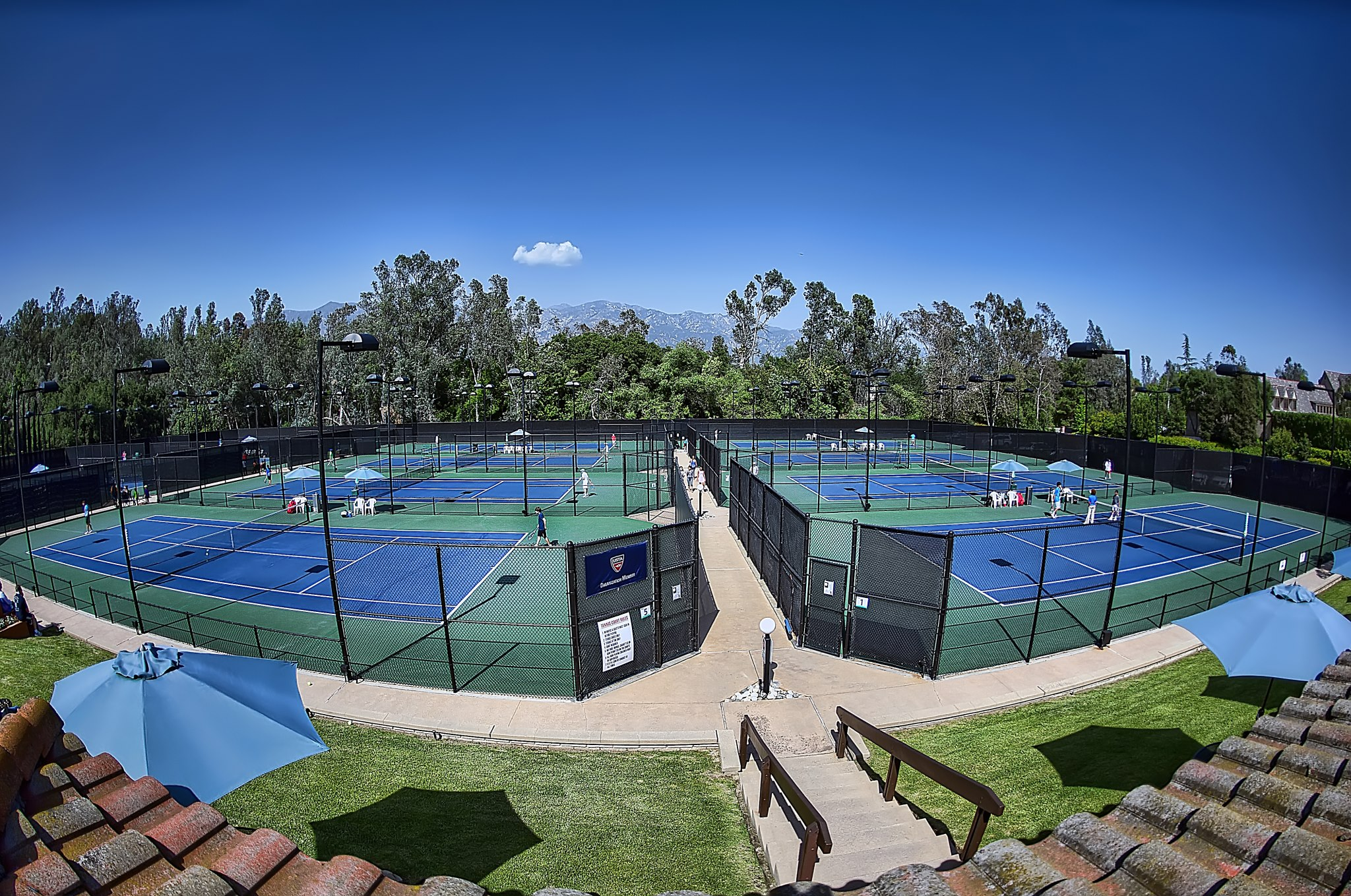 Tennis Courts Los Angeles voted best